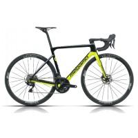 Bicicleta de Carretera Megamo - Pulse Elite Disc 20 - 700c - Amarilla