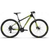 """Bicicleta de montaña Megamo - Natural 50 2018 - 29"""" Pulgadas / Negra-Verde"""