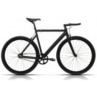 Bicicleta de paseo/city Megamo - Noname Pro 2019 - Negra