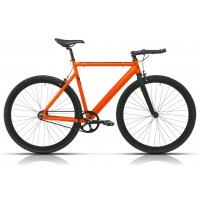 Bicicleta de paseo/city Megamo - Noname Pro 2019 - Naranja