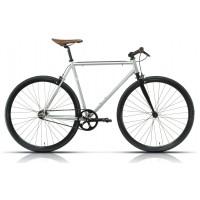 Bicicleta de paseo/city Megamo - Noname 2019 - Plata