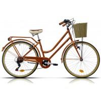 Bicicleta de paseo/city Megamo - Trivia 2019 - Cooper