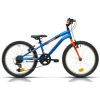 """Bicicleta de montaña Megamo - Open Junior Boy 20"""" - Azul"""