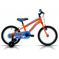 """Bicicleta de montaña Megamo - Kid Boy 16""""- Naranja"""
