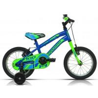 """Bicicleta de montaña Megamo - Kid Boy 14""""- Verde"""
