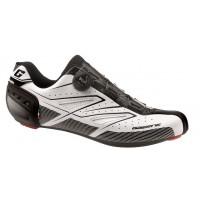 Zapatillas de Carretera GAERNE Tornado - Negro/Blanco