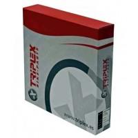 Caja de Funda para Cable de Freno Triplex / Teflon