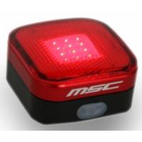 Luz Roja Trasera MSC - 30 lumens