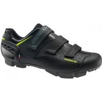 Zapatillas de montaña Gaerne Laser Black (Negras)