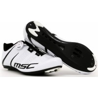 Zapatillas de carretera MSC Road - Blanco