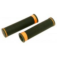 Puños Clarks bicolor - Negro y naranja