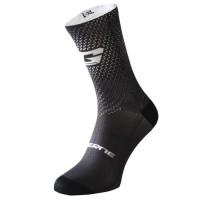 Calcetines GAERNE Hexagon Long socks - Negro