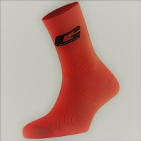 Calcetines GAERNE Professional Long socks - Negro-naranja