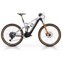 Bicicleta eléctrica de montaña Megamo - Crave 03 2020 - Doble suspensión - 29 - Gris