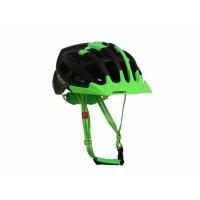 Casco montaña MTB - Verde/negro