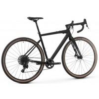 Bicicleta de Gravel Megamo - Jakar 20 - 2021- 700c - Negra