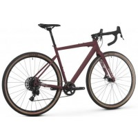 Bicicleta de Gravel Megamo - Jakar 20 - 2021- 700c - Granate