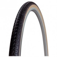 Cubierta urbana Michelin WORLD TOUR - 650X35A - Marrón/Negro