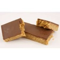 Barrita Flap Jack Higates LTD - Sabor Chocolate 120g
