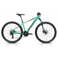 """Bicicleta de montaña Megamo - Natural 60 - 29"""" Pulgadas - Verde"""