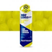 Gel Longovit Nutrinovex - Sabor Lima Limón - 40gr