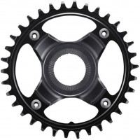 Plato Shimano Steps 34D Boost SM-CRE80 / E8050-E8000 / 12 velocidades