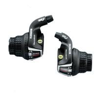 Juego mandos de Cambio Shimano Tourney RS35 Revoshift 3x7V