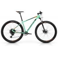 """Bicicleta de montaña Megamo - Natural Elite 15 Eagle 2021 - 29"""" - Turquesa"""