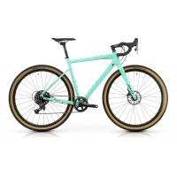 Bicicleta de Gravel Megamo - Jakar 20 - 2021- 700c - Turquesa