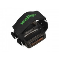 Correas de calapies Wellgo W7 para pedales de plataforma