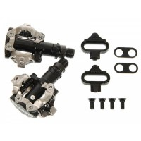 Pedales Shimano PD-M520 Negros