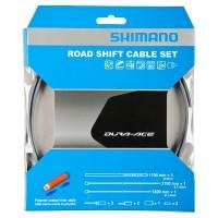 Cables, fundas y topes Shimano Dura-Ace para cambios de carretera