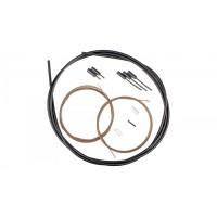 Cables, fundas y topes Shimano Ultegra para cambios de carretera