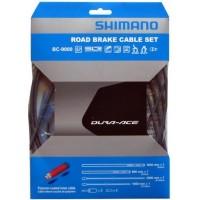 Cables, fundas y topes Shimano Dura-Ace para frenos de carretera