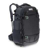 Mochila EVOC Camera Pack 35 l.- Negro