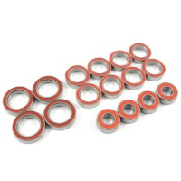 Rodamiento Cerámico Híbrido ABEC 5 - CH 6802 LLB (15 x 24 x 5) - Enduro Bearings