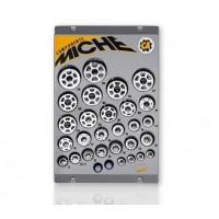 Coronas Cierre Miche / Cassette Carretera Shimano / 11 v.