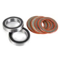 Eje de pedalier BB90 acero ( BK-5410) - Enduro Bearings
