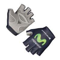 Guantes cortos Endura Movistar Team