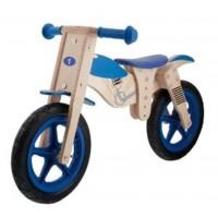 "Bicicleta Infantil Madera M-WAVE Sin pedales / 12"" / Moto"