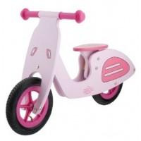 """Bicicleta Infantil Madera M-WAVE Sin pedales / 12"""" / Vespa"""
