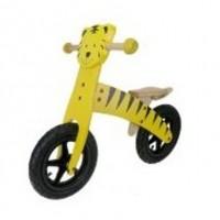 """Bicicleta Infantil Madera M-WAVE Sin pedales / 12"""" / Tigre"""