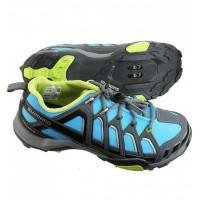 Zapatillas de trekking SHIMANO MT34 - Azul