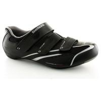Zapatillas de carretera SHIMANO R078 - Negro