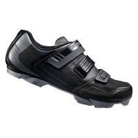 Zapatillas de montaña SHIMANO XC31 - Negro