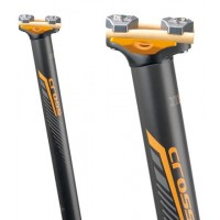 Tija MUD Cross / Carbono - Negro/Naranja