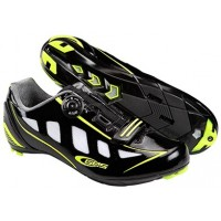 Zapatillas de carretera GES Speed - Negro/Fluor