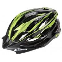 Casco GES Wind - Verde/Negro