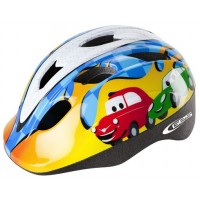 Casco Infantil GES Cheeky - Coches