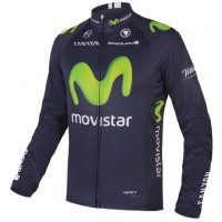 Maillot Largo Oficial Movistar Team